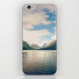 Bowman Lake iPhone Skin