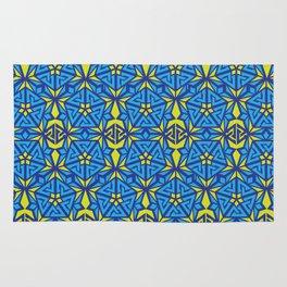 Peak Ascension Color Pattern Rug