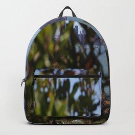 Peeping Tom. Backpack