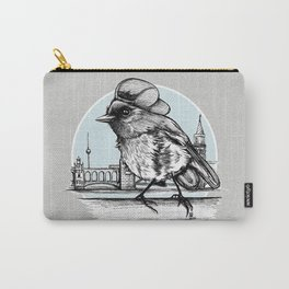 Berlin Sparrow Carry-All Pouch