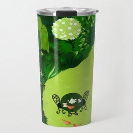 the tao of gardening Travel Mug