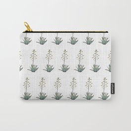 Flora mosaic Carry-All Pouch