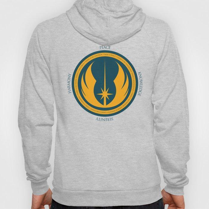 The Jedi Code Hoody