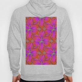 Flower Sketch 4 Hoody