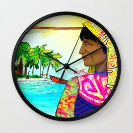 Gunadise Wall Clock