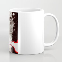 Eye see that Eye can Create (Untitled Face I) Coffee Mug