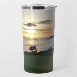 SALT CREEK SUNSET Travel Mug