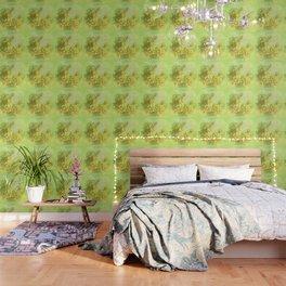 Mandarine Tree Wallpaper