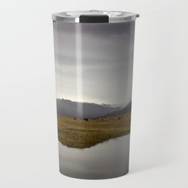 As Seen From The Ring Road Travel Mug