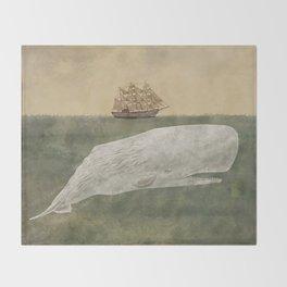 Far From Nantucket  Throw Blanket