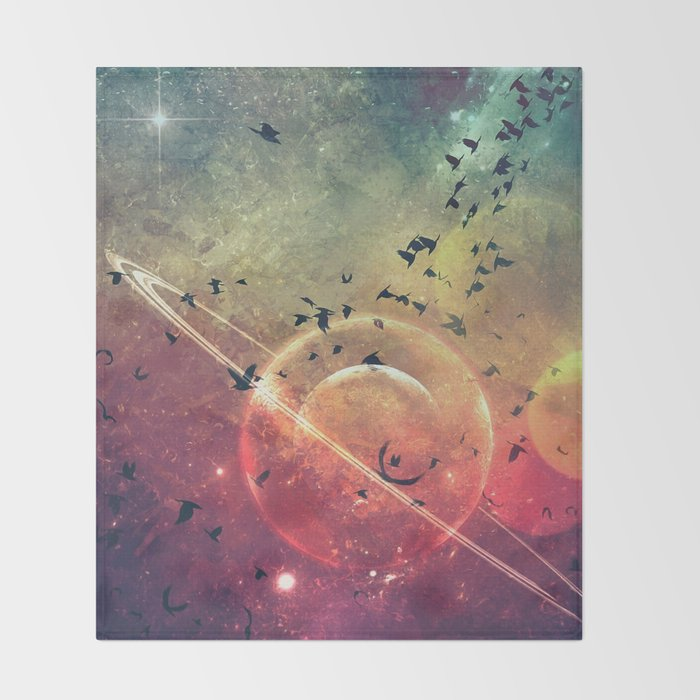 ∆tmysphyryc Throw Blanket