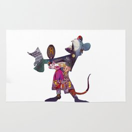 The Great Mouse Detective Rug