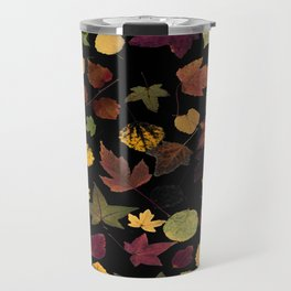 fibric pattern Travel Mug