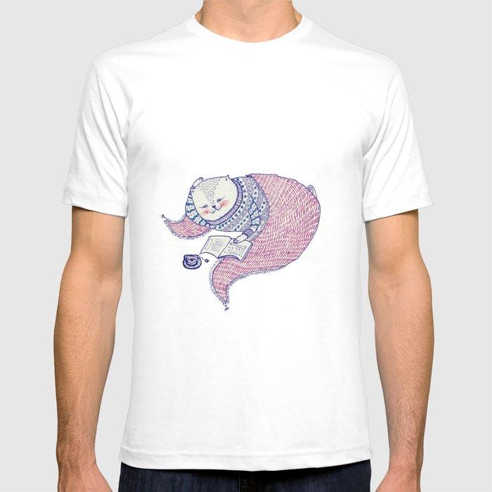 lazy saturdays T-shirt
