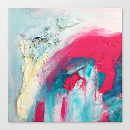 Untitled (Carrying On) Canvas Print