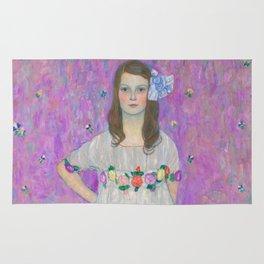 """Gustav Klimt """"Mäda Primavesi"""" Rug"""