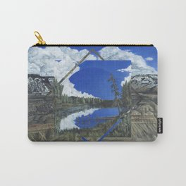 Grand Mesa Polyscape Carry-All Pouch