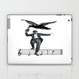 Saved By The Music Again  Laptop & iPad Skin