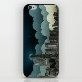 And the Embers Never Fade iPhone Skin