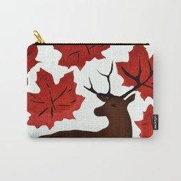 Connections in Nature Carry-All Pouch