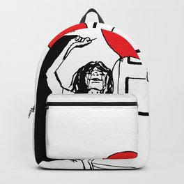 Sick Love or the More You Love Me Backpack