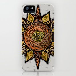 Awesome Sun-2 iPhone Case