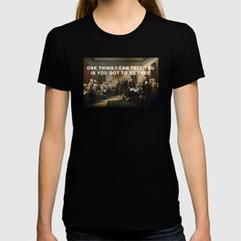 Come Together To Be Free T-shirt