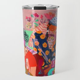 Snacks Travel Mug