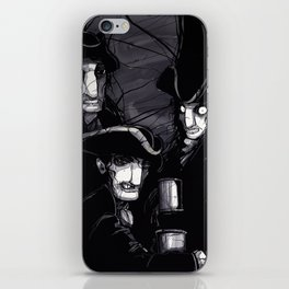Welcome to the underworld part:3 iPhone Skin