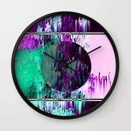 Dart Dash Wall Clock