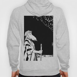 Abraham Contemplates the Stars Hoody