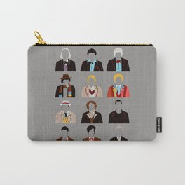 Twelve Doctors Carry-All Pouch