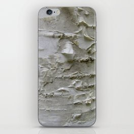 Birch Bark iPhone Skin