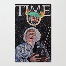 TIME Magazine Canvas Print