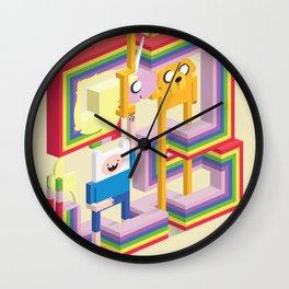 Mathematical! Wall Clock