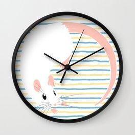 Rattie Wall Clock
