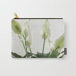 Spathiphyllum Carry-All Pouch