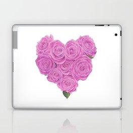 i heart roses Laptop & iPad Skin