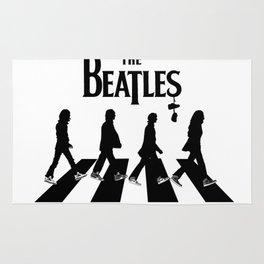 Abbey Road Retro Rug