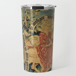 Two Scenes from Der Busant Travel Mug