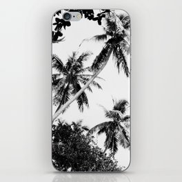 Cave trees iPhone Skin