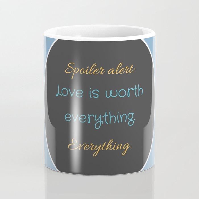 Everything, Everything by Nicola Yoon Coffee Mug