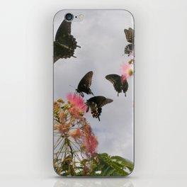 Inspiring Flight iPhone Skin