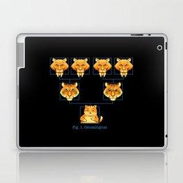 Genealogicat Laptop & iPad Skin