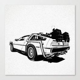 DeLorean / BW
