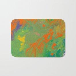 Jade Rose's FingerPainting Bath Mat