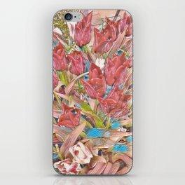 spring rose iPhone Skin