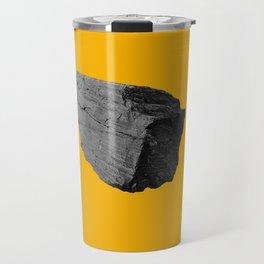 Yellow Boulder Travel Mug