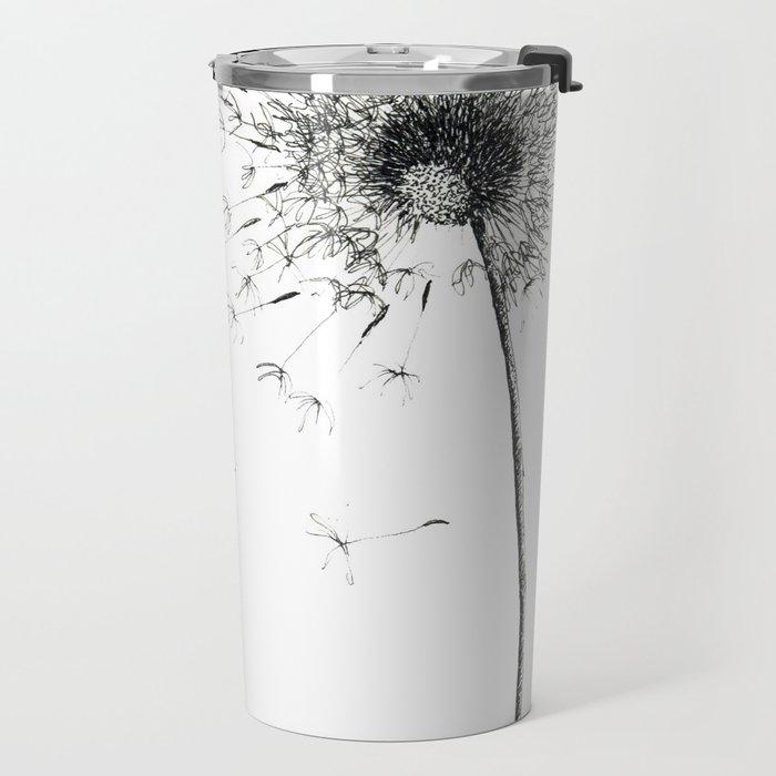 Pissenlit Travel Mug