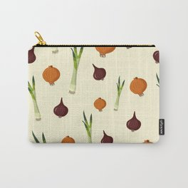 Onion pattern Carry-All Pouch